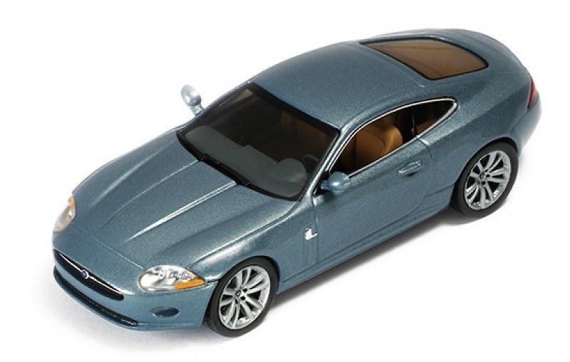 Jaguar XK Coupé (2005) Ixo MOC079 1/43