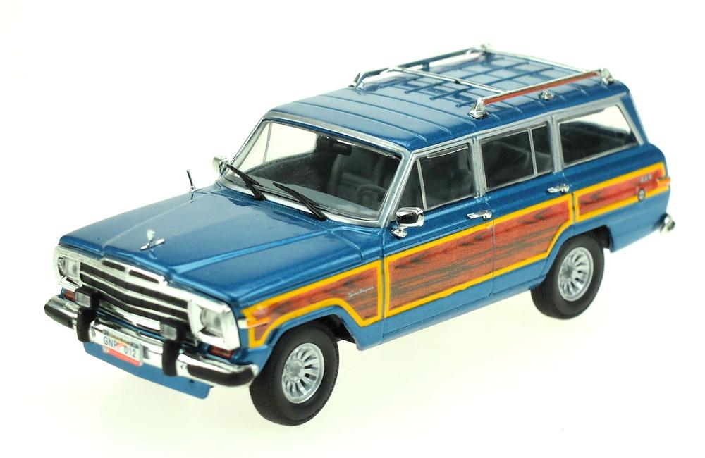 Jeep Grand Wagonner (1984) White Box WB162 1:43