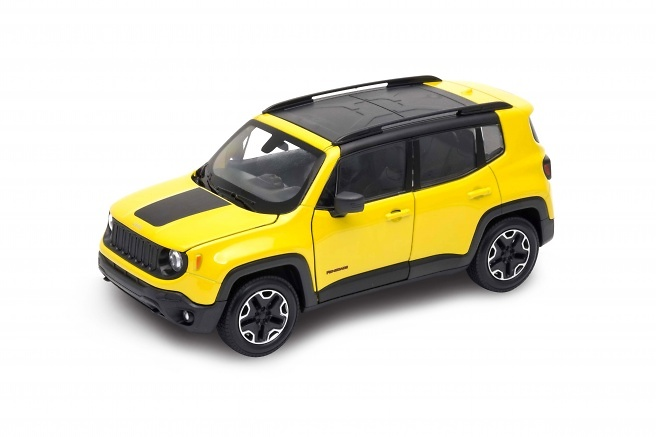 Jeep Renegade Trailhawk (2014) Welly 1:24