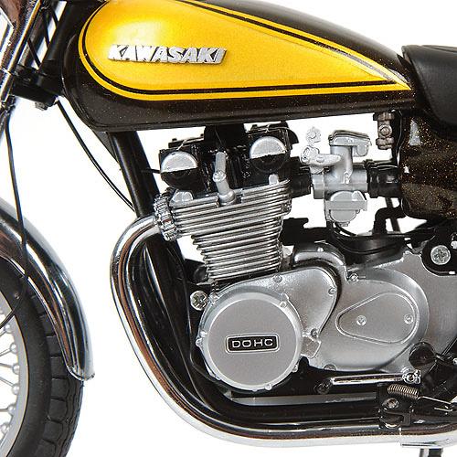 Kawasaki 900 Z1 Super 4 (1973) Minichamps 122164101 1/12