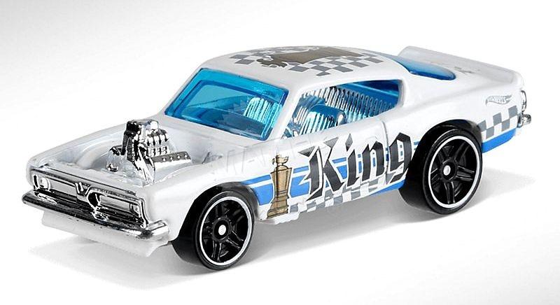 King Kuda -Checkmate- (2019) Hot Wheels FKB09 1/64