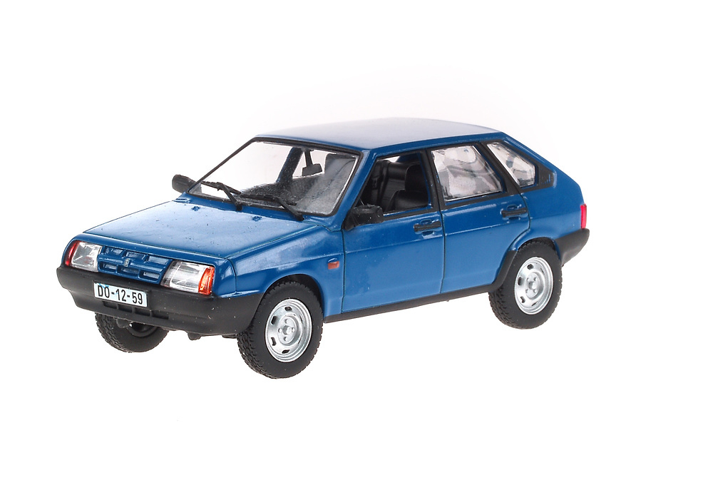 Lada Samara (1984) Editorial Atlas 1:43