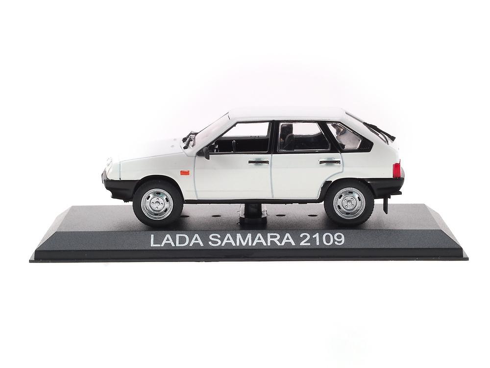 Lada Samara (1984) Editorial Atlas 1:43