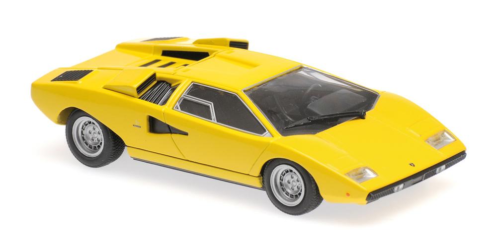Lamborghini Countach LP 400 (1970) Maxichamps 940103100 1/43