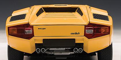 Lamborghini Countach LP400 (1974) Autoart 74646 1:18