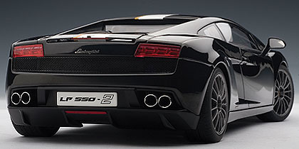 Lamborghini Gallardo LP550-2 Valentino Balboni (2009) Autoart 74631 1:18