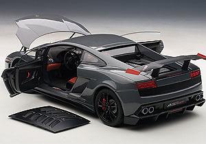 Lamborghini Gallardo LP570 Super Trofeo Stradale (2011) Autoart 74692 1:18