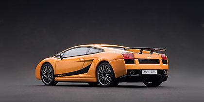Lamborghini Gallardo Superleggera (2007) Autoart 54611 1/43