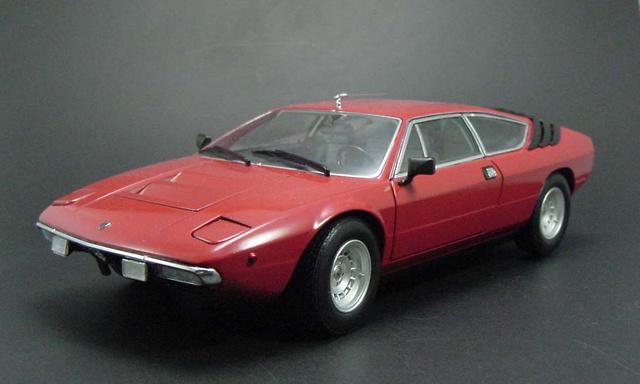 Lamborghini Urraco P250 (1972) Kyosho 08441R 1/18