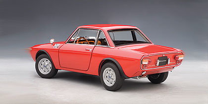 Lancia Fulvia 1.6HF Fanalone (1969) Autoart 74701 1/18