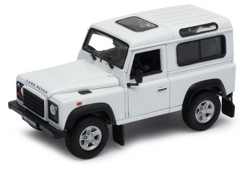 Land Rover Defender (2000) Welly 22498 1:24