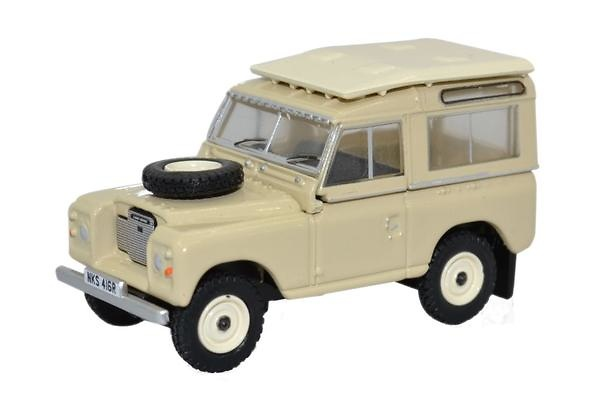 Land Rover Serie 3 Station Wagoon (1977) Oxford 76LR3S001 1/76