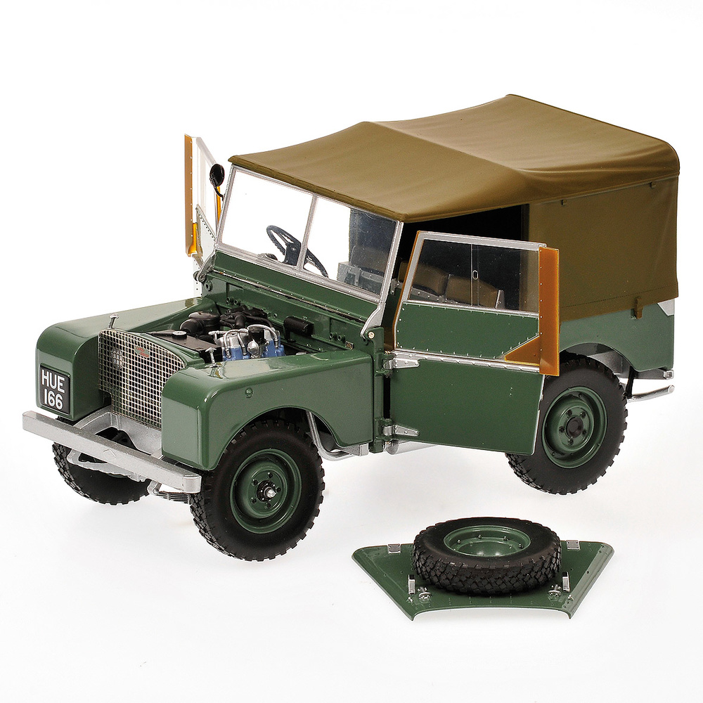 Land Rover Serie I (1948) Minichamps 150168900 1/18