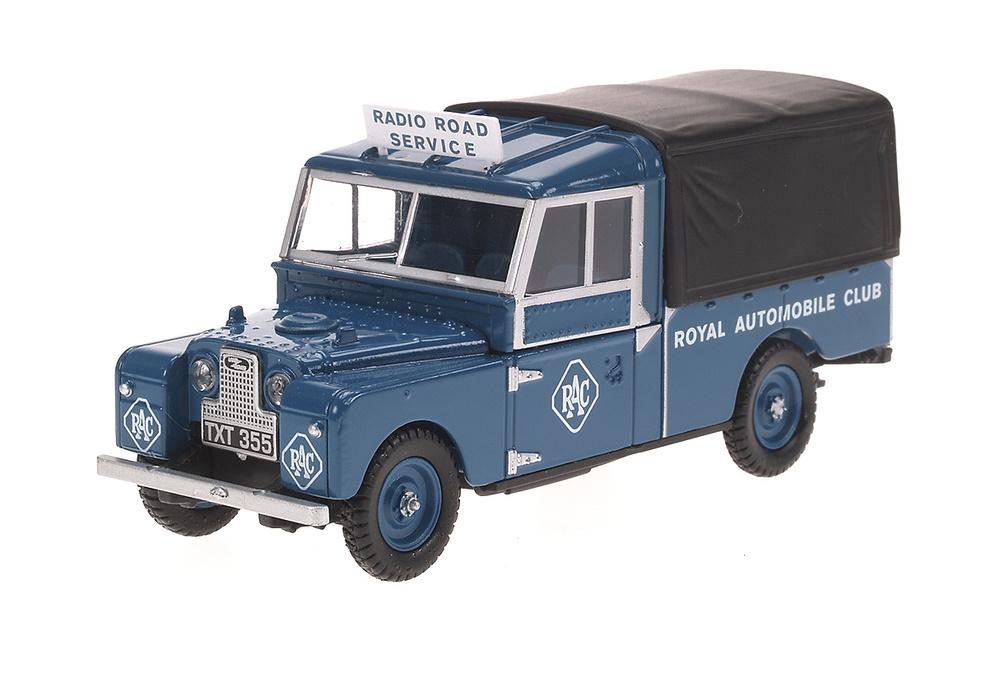 Land Rover Serie I 109