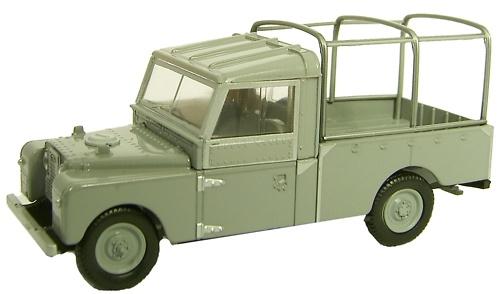 Land Rover Serie I 109 Versión abierta (1950) Oxford 1/43