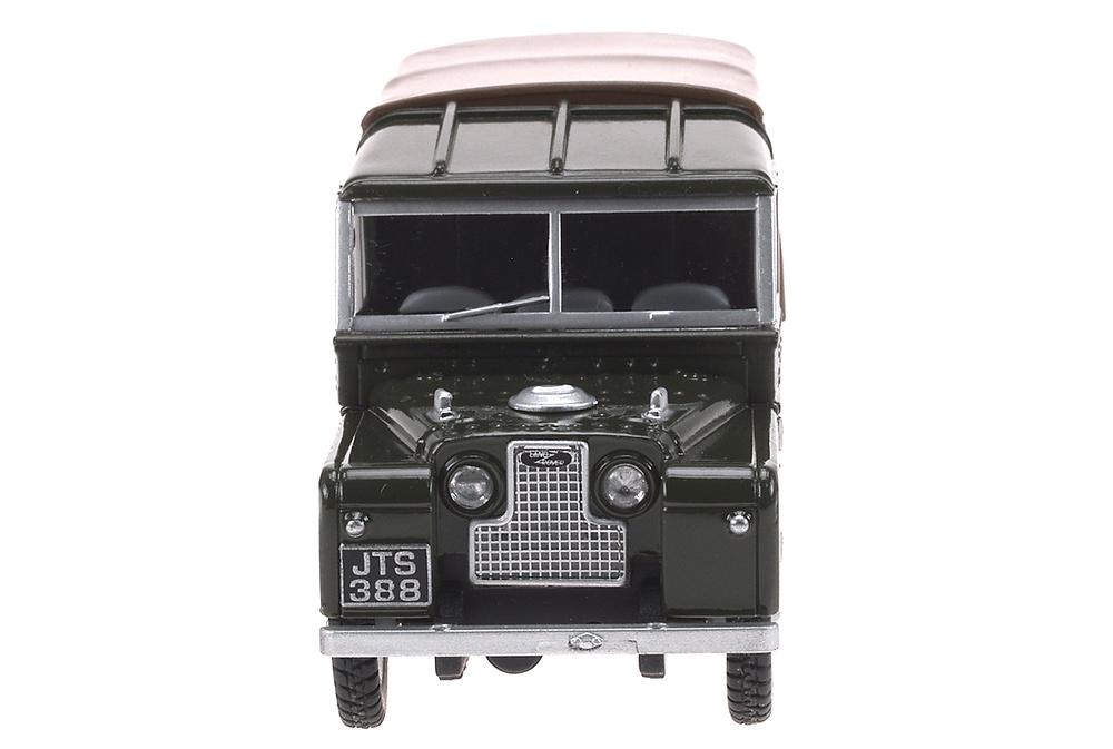 Land Rover Serie I 110 British Rail Sign (1950) Oxford LAN1109005 1/43
