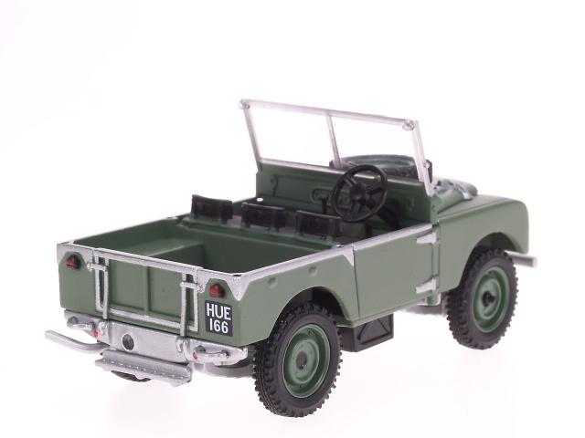 Land Rover Serie I 80 (60 Aniversario) Set de 2 u. (1953) Corgi LR3002 1/43
