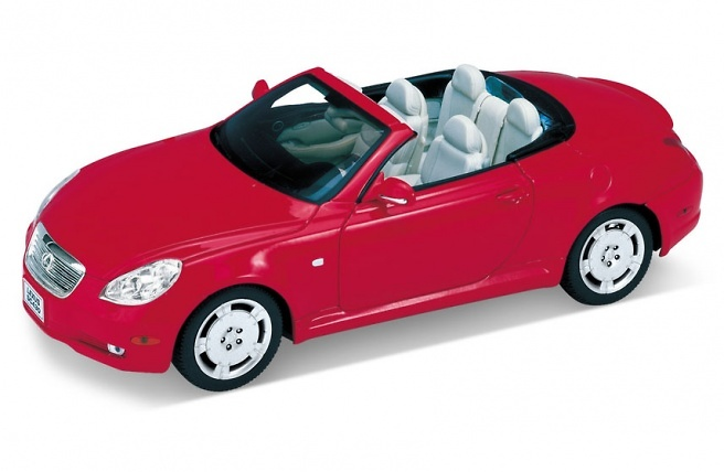 Lexus SC430 (2005) Welly 22439 1:24