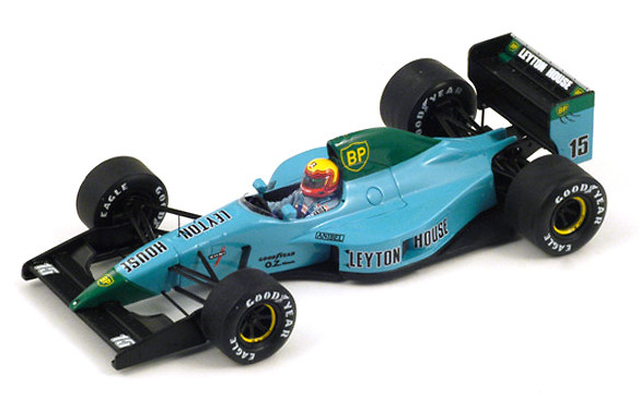 March Leyton House CG911