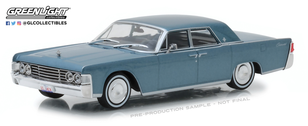 Lincoln Continental (1965) Greenlight 86329 1/43