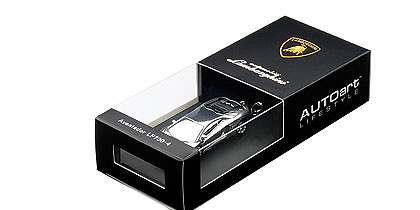 Llavero Lamborghini Aventador LP700-4 (2011) Autoart 41605