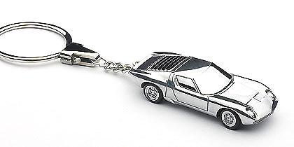 Llavero Lamborghini Miura SV (1971) Autoart 41609