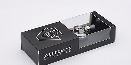 Llavero con Turbo Autoart 40596