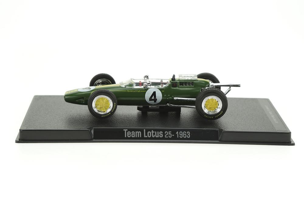 Lotus 25 nº 4 Jim Clark (1963) Sol90 11242 1:43