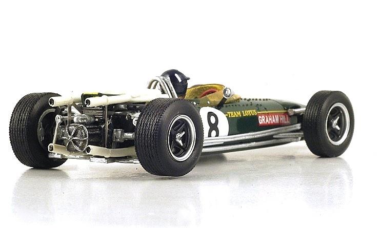Lotus 43 BRM