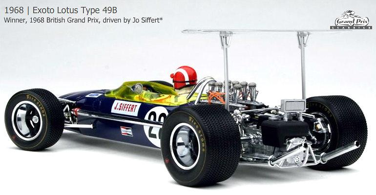 Lotus-Ford 49B