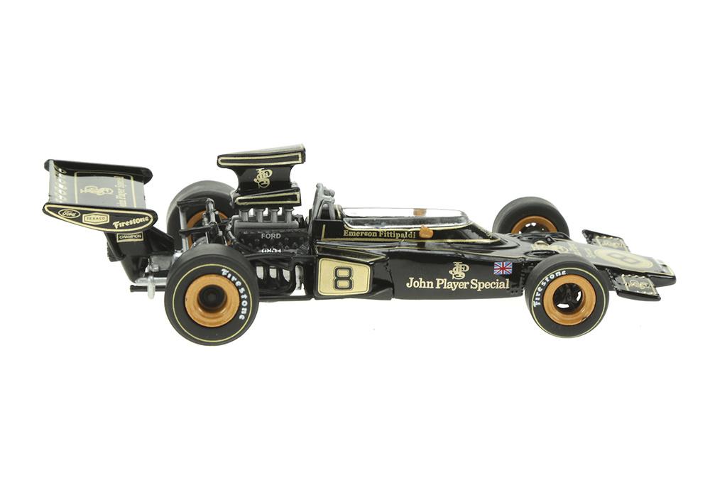 Lotus 72D nº 8 Emerson Fittipaldi (1972) Sol90 11235 1:43