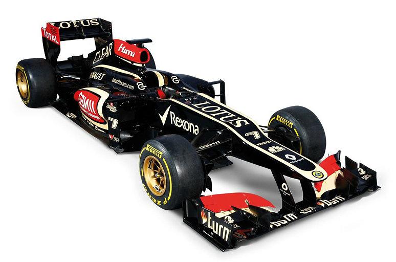 Lotus E21 nº 7 Kimi Raikkonen (2013) Corgi CC56801 1/43
