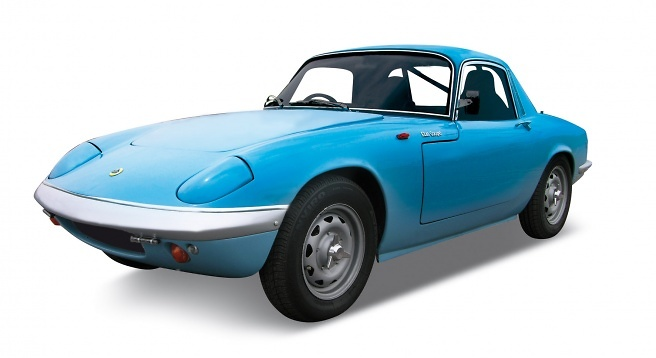 Lotus Elan (1965) Welly 24035 1:24