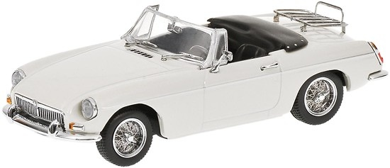 MGB Cabriolet Serie I (1968) Minichamps 430131036 1/43