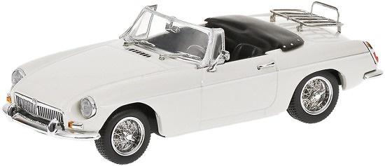 MGB Cabriolet Serie I (1968) Minichamps 430131036 1/43