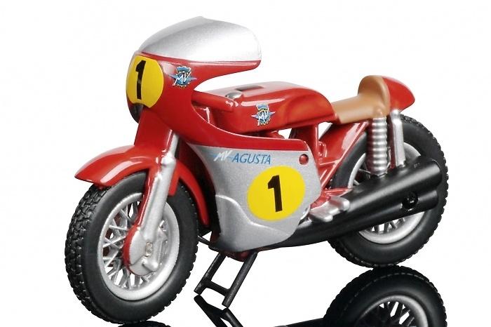 MV Augusta 500 nº 1 Giacomo Agostini (1967) Schuco 450528500 Piccolo