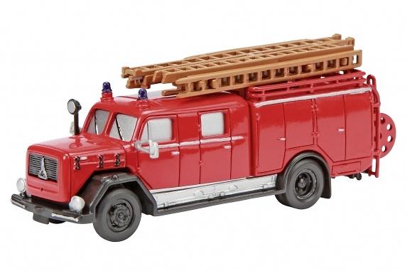 Magirus Deutz LF 16 Bomberos Schuco 452482000 1/87