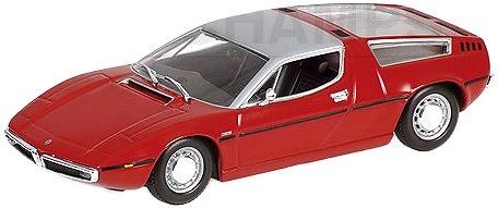 Maserati Bora (1972) Minichamps 400123404 1/43