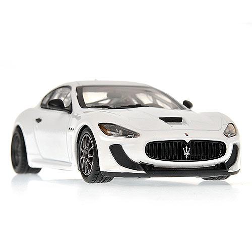Maserati Granturismo MC GT4 (2010) Minichamps 400101200 1/43
