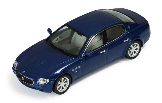 Maserati Quatroporte Sport GT (2006) Ixo MOC091 1/43