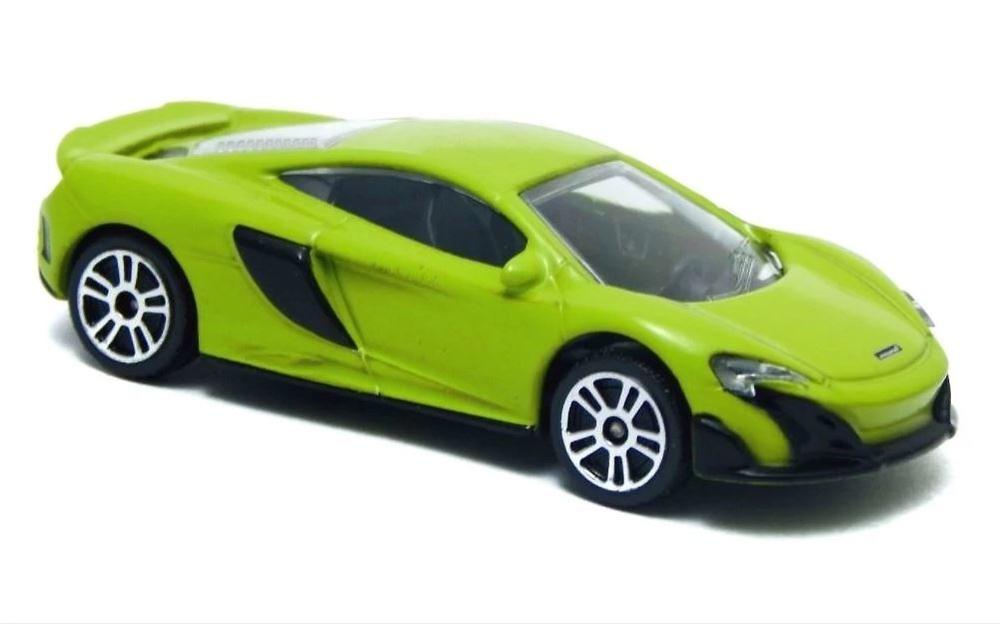 McLaren 675 LT (2015) Majorette 2053051 1/64