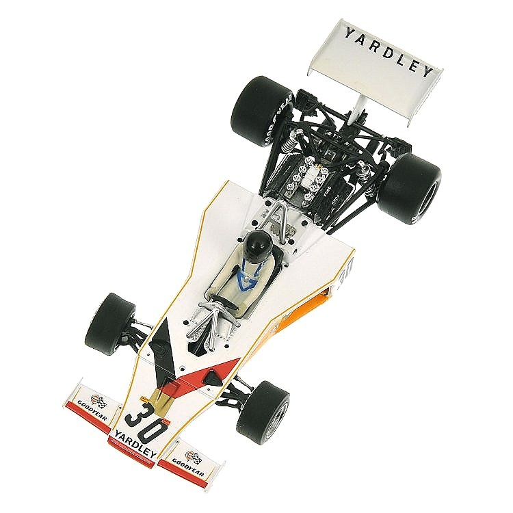McLaren M23 -Yardley-