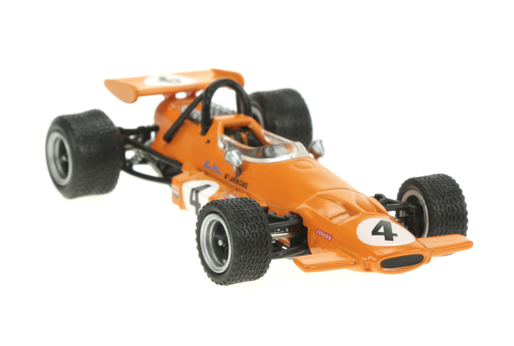 McLaren M7C nº 4 Bruce McLaren (1969) Sol90 11249 1:43