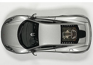 McLaren MP4-12C (2011) Autoart 76007 1:18