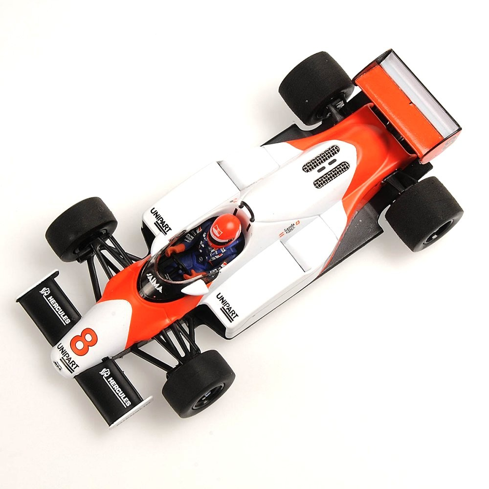 McLaren MP4-1C nº 8 Niki Lauda (1983) Minichamps 530834308 1:43