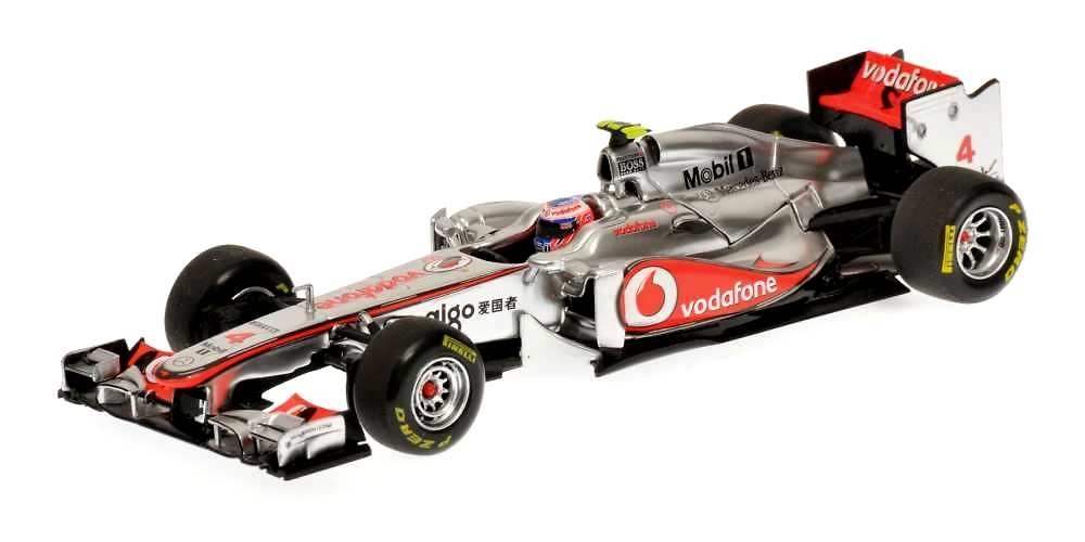 McLaren MP4-26 nº 4 Jenson Button (2011) Minichamps 530114304 1/43