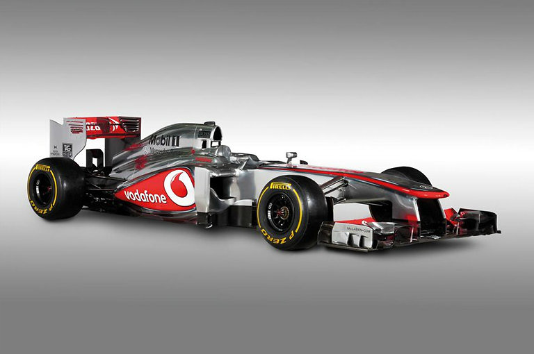 McLaren MP4-28 nº 5 Jenson Button (2013) Corgi CC56701 1:43