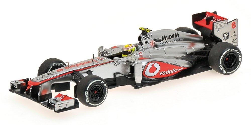 McLaren MP4-28 nº 6 Sergio Perez (2013) Minichamps 530134306 1:43