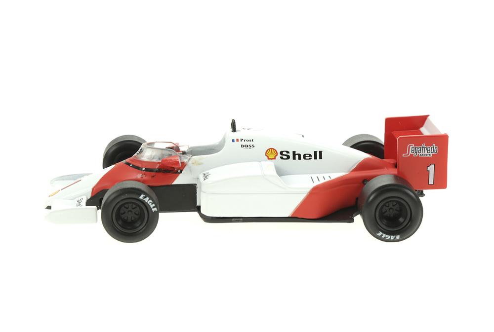 McLaren MP4-2C nº 1 Alain Prost (1986) Sol90 11236 1:43