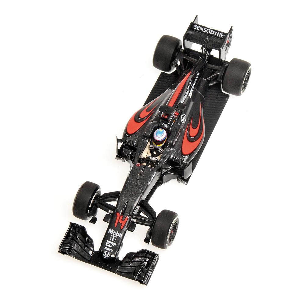 McLaren Honda MP4-31 nº 14 Fernando Alonso (2016) Minichamps 530164314 1:43